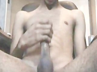 clean cock cumming___