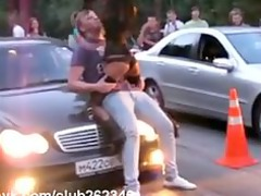 russian babe dancing ...