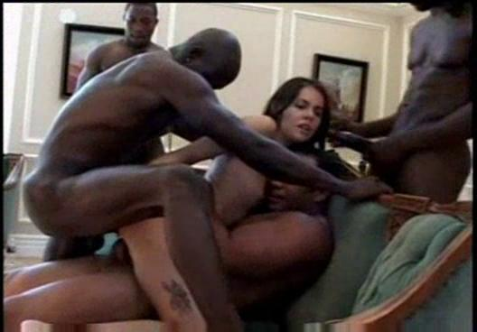 lana had a difficult mixed fuck at huge ebony pimp