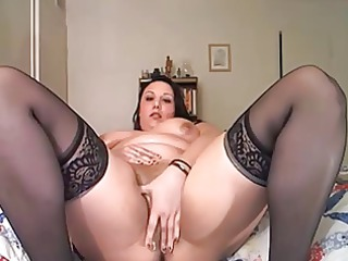 bbw on cam acquiring naughty!!!