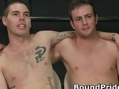 bound gagged and extreme punish gay part5