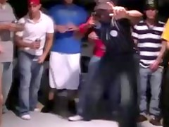 pure fresh high school dude wrestle in jock