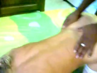 grown-up housewife's primary black cock