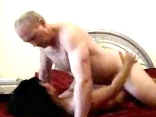 italian amateur duo banging loudly