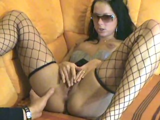 sweet german angel obtains horny