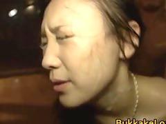 haruka sasai eastern lady into bukkake part6