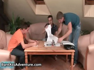 connick dade, nick daniels and louie gay porno
