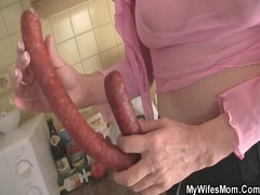 lascivious mother inside law needs pecker
