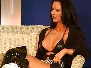 awesome german lady obtains pierced  dbm video