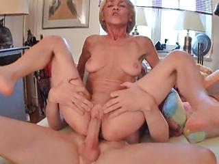 elderly anal