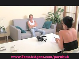 femaleagent. fortunate devils casting