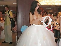 luscious natural brides!