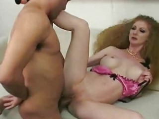flexible older  whore anal copulate