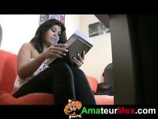 mexicana haciendo casting para peli porno