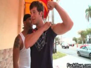 ashen anal takes penis sucked by thug gay fuck