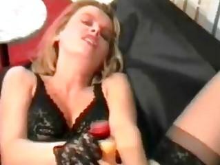 bushy german housewife