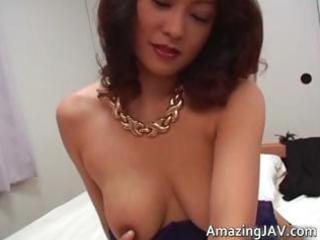 naughty japanese angel into panties licking part4