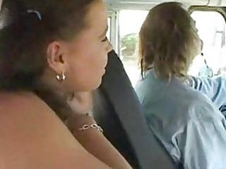 school bus girls 1 4