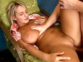 busty pale young slut shagging with her teacher
