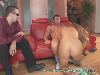 naughty woman taking facefucked
