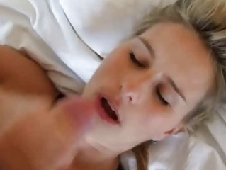 Hot girlfriend homemade cumshots compilation