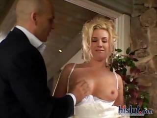 tanya is a slutty bride