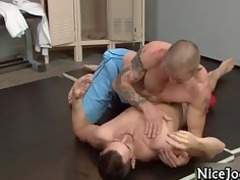 amazing sexy gay jocks fuck ass and lick part4