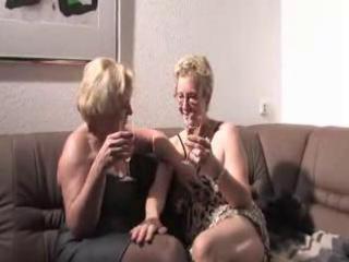 grownup german lesbians