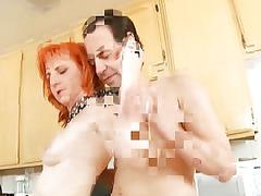 redhead unmerciful porn