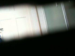 teenage caught in shower hidden spy cam
