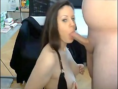 amateur fuck and facial
