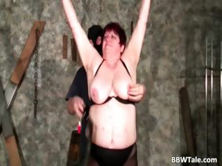 bdsm deed game with bbw bitch whose part2