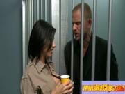 Hot Babes In Uniforms Get Banged movie-18